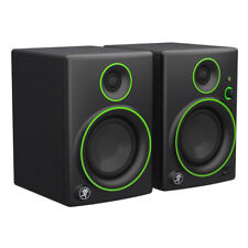 """Mackie Cr4bt Pair of 4"""" Multimedia Reference Monitors With Bluetooth Connection"""