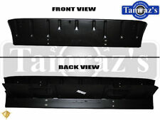 55-57 Chevy Convertible Rear Seat Back Panel Brace Structure