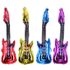 Birthday Party Wedding Supplies Guitar Foil Balloons Child Gifts