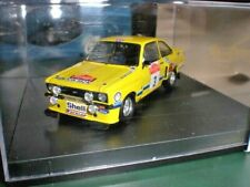 Trofeu 2502 - Ford Escort RS1800 San Remo 1975 #3 - 1:43 Made in Portugal