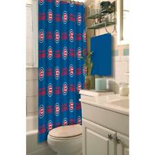 "MLB Chicago Cubs 72"" x 72"" Shower Curtain"