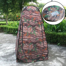 Portable Camping Toilet Pop Up Tent Privacy Beach Shower Changing Dressing Room