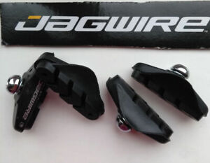 Quality Jagwire Road / Sports Bike / Cycle brake caliper pads shoes blocks