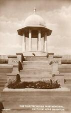 Chattri Indian War Memorial Patcham Nr Brighton unused RP old pc