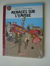 Veys / Barral: Les aventures de Philip et Francis. Menaces sur l'empire. Le Soir