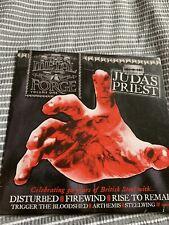 A Tribute To Judas Priest Cd Rare Promo