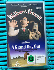 WALLACE & GROMIT - A GRAND DAY OUT - VHS