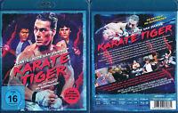KARATE TIGER --- No Retreat, No Surrender --- Blu-ray --- Jean-Claude Van Damme