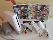 Nintendo Wii Konsole & 4 Spiele/ Wii Fernbedienung/Lenkräder/einfach Aussuchen !