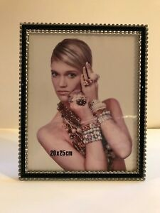 Picture Photo Frame with Rhinestones