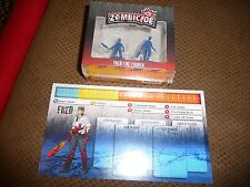 Kickstarter Zombicide FRED THE TRADER SHAUN OF THE DEAD New Shrink Wrap