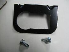 Rigid 7-Way/4-Flat Socket Pigtail Mounting Bracket LM-40978