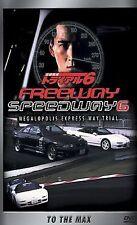 Freeway Speedway 6 (DVD, 2004) Sealed #141