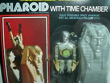 D0572911 PHAROID W/ TIME CHAMBER MEGO MICRONAUT MOC STYLE OPEN SEAL UNPUNCHED