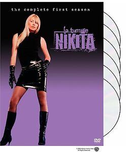 Brand New DVD La Femme Nikita The Complete First Season (2003) Peta Wilson Roy
