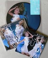 "KYLIE MINOGUE * GET OUTTA MY WAY * LIMITED EDITION 7"" & 2 CD SET * BN&M!"