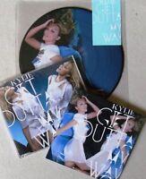 "KYLIE MINOGUE * GET OUTTA MY WAY * LIMITED EDITION 7"" & 2 CD SET * BN&M!"