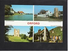 Multiviews of Oxford, Suffolk, Stamp/Postmark 1980