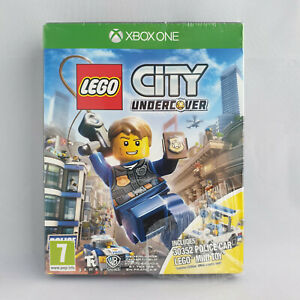 Xbox One - Lego City Undercover Special Edition with 30352 Police Car NEW SEALED