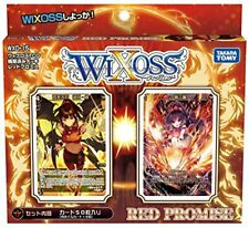 WIXOSS WXD-15 built deck RED PROMISE
