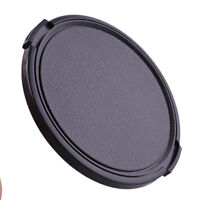 77mm Plastic Snap on Front Lens Cap Cover for Nikon Canon Sony Fujifilm
