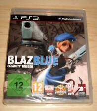 Playstation 3 Spiel - BlazBlue - Calamity Trigger ( Blaz Blue Blas ) PS3 Neu OVP