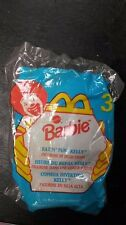 1998 MCDONALDS BARBIE KELLY EATIN' FUN TOY NEW SEALED