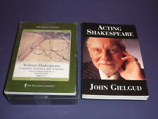 Teaching Co Great Courses CDs   SHAKESPEARE Comedies Histories Tragedies