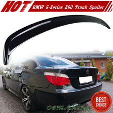 STOCK IN USA #416 PAINTED BMW E60 5er Sedan A Type Trunk Spoiler M5 550i 2010