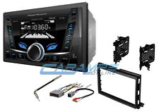 NEW POWER ACOUSTIK BLUETOOTH STEREO RADIO AUX/USB INPUT NO CD PLAYER W/ DASH KIT