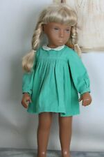 Vintage Sasha Doll Gotz Original Green Dress and Pants NO DOLL