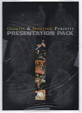 New Zealand #1666-1671, Olympics and sports Pursuits Presentation Pack 2000