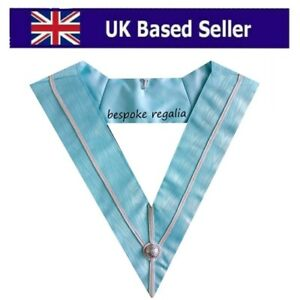 Masonic Regalia- Craft Past Master (WM) Collar BRAND NEW (EXCELLENT QUALITY)