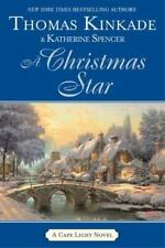 A Christmas Star by Thomas Kinkade & Katherine Spencer Hardcover Book