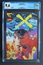 EARTH X Wizard 1/2 Iron Avengers X-MEN Fury X-51 Eternals 2000 ALEX ROSS CGC 9.6