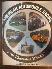 American automobile racing par albert bochroch-excellent livre