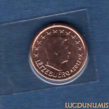 Luxembourg 2013 1 Centime D'euro BU FDC Pièce Provenant du BU 7500 Exemplaires -