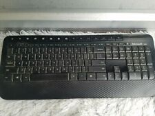 Microsoft 2000 E6K-00001 Wireless Keyboard