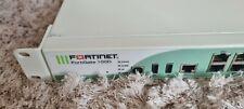 Fortinet Fortigate 100D Next Generation Firewall