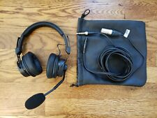 Audio-Technica Bphs2C Broadcast Stereo Headset with Condenser Boom Microphone