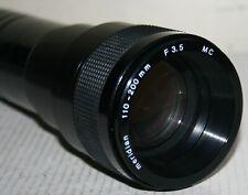 Meridian 110 - 200mm 1:3.5 Slide / Transparency Film Projection Projector Lens