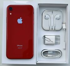 IPhone XR, Red, 64GB Factory Unlocked