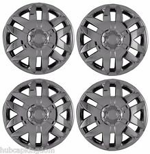 "NEW 2004-2009 Toyota SIENNA 16"" Hubcap Wheelcover CHROME Set of 4"