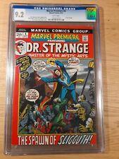 Marvel Premiere # 4, Doctor Strange Series continues, Marvel 1972, CGC 9.2