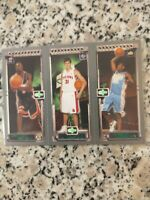 F87392  2003-04 Topps Rookie Matrix #WMA Dwyane Wade 115 RC/Carmelo Anthony