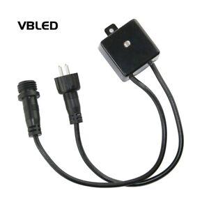 VBLED Dämmerungssensor/Tag-Nacht-Schalter 12V AC/DC für Hortus schlichtes Design