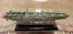 RARE24 IJN CVE CHITOSE AIRCRAFT CARRIER 1:1250 NEW SHIP WAR EAGLEMOSS