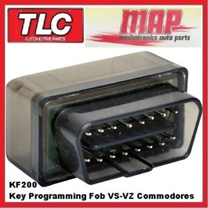 MAP Key KF200 Programming Fob Tool Holden VS VT VX VY VZ Commodore 2 & 3 button