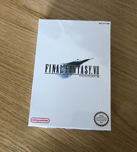 Final Fantasy 7 VII sealed Boxed and Complete NES Nintendo