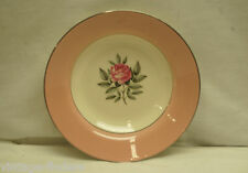 "Old Vintage 8"" Rim Soup Bowl Norway Rose by Cunningham & Pickett Alliance Ohio"